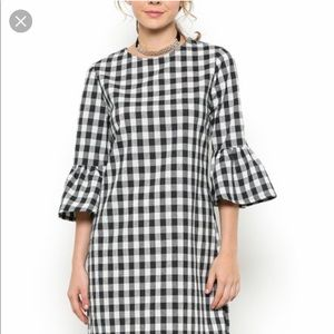 Gingham Dress by Ces Femme